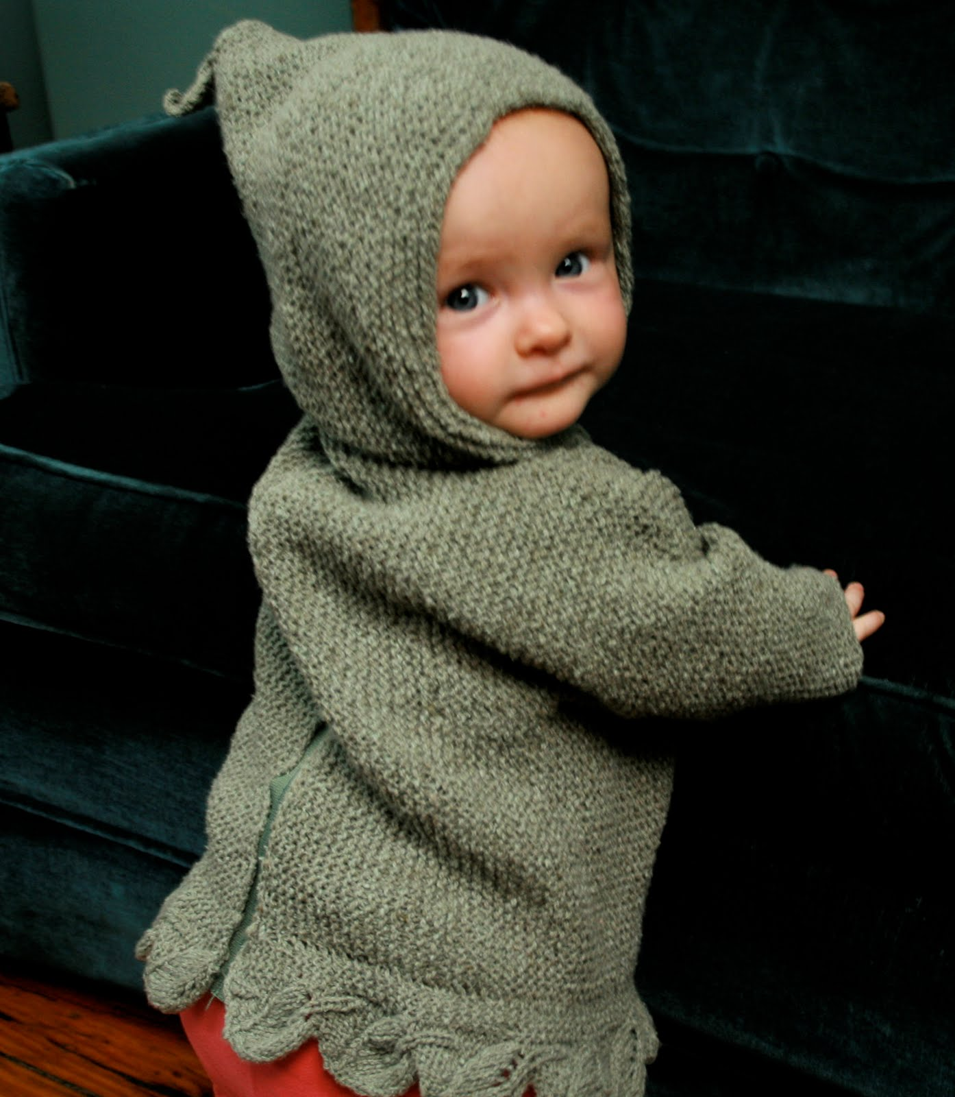 Knitting Pattern Hoodie Child : 29 Aug